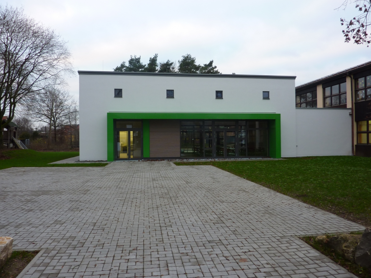 Schulen & Kinderbetreuung | Gemeinde Mühlhausen an der Sulz